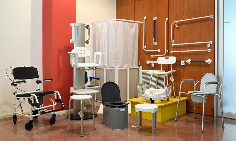 Centro ortoprotesico italiano ausili per il bagno